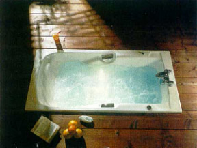 What is the best bath of cast iron, steel or acrylic?