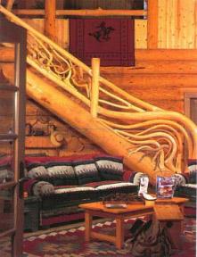 Устройство лестницы для дома