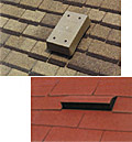 The device is a soft roof shingles